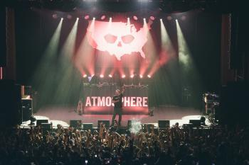Atmosphere: Welcome to California Tour
