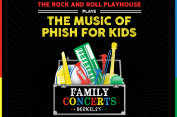 The Music of Phish for Kids ft. Chum Halloween Spooktacular