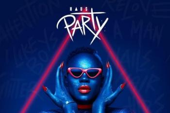 Todrick: Haus Party Tour todrick haus party tour poster