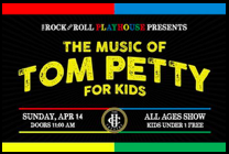 The Music of Tom Petty for Kids