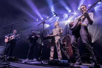 The Infamous Stringdusters, Leftover Salmon