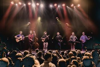 The Infamous Stringdusters, Keller Williams' Grateful Grass