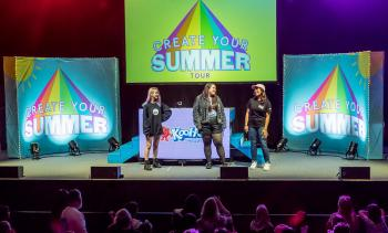 Create Your Summer Tour ft. Karina Garcia, Wengie, & Natalies Outlet