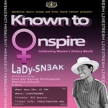 LaDy-SN3AK LIVE: ♀Known to Inspire Livestream
