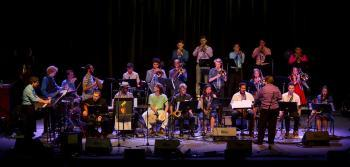 BMG Community Event - Berkeley High School Jazz Band featuring Pacific Mambo Orchestra