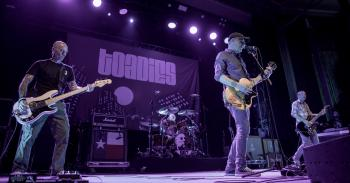 Toadies, Local H Toadies performing at The UC Theatre